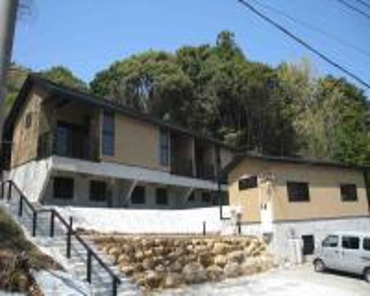 コテージタイプの宿泊施設(全3室)