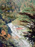 梅ヶ島温泉