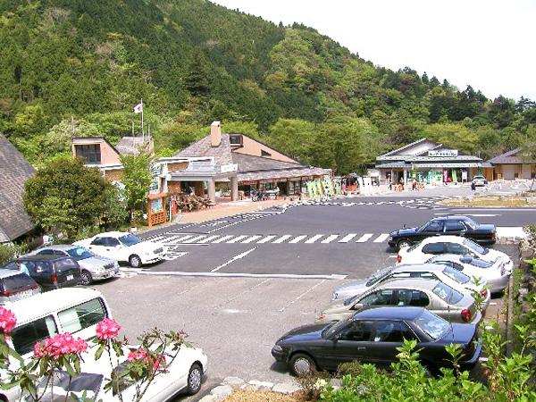 道の駅外観