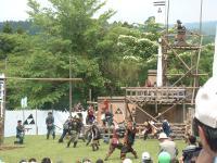 毎年5月第3週の日曜日に行われている「山中城まつり」は三島市初夏の一大イベントです。