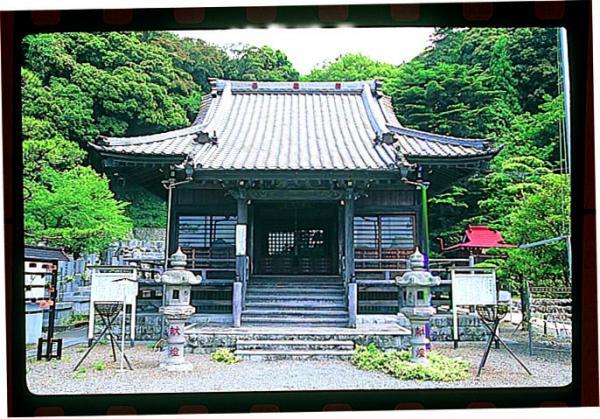 鬼岩寺(キガンジ)