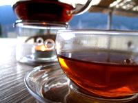 川根紅茶は香りが高く、自然の甘みがあります。