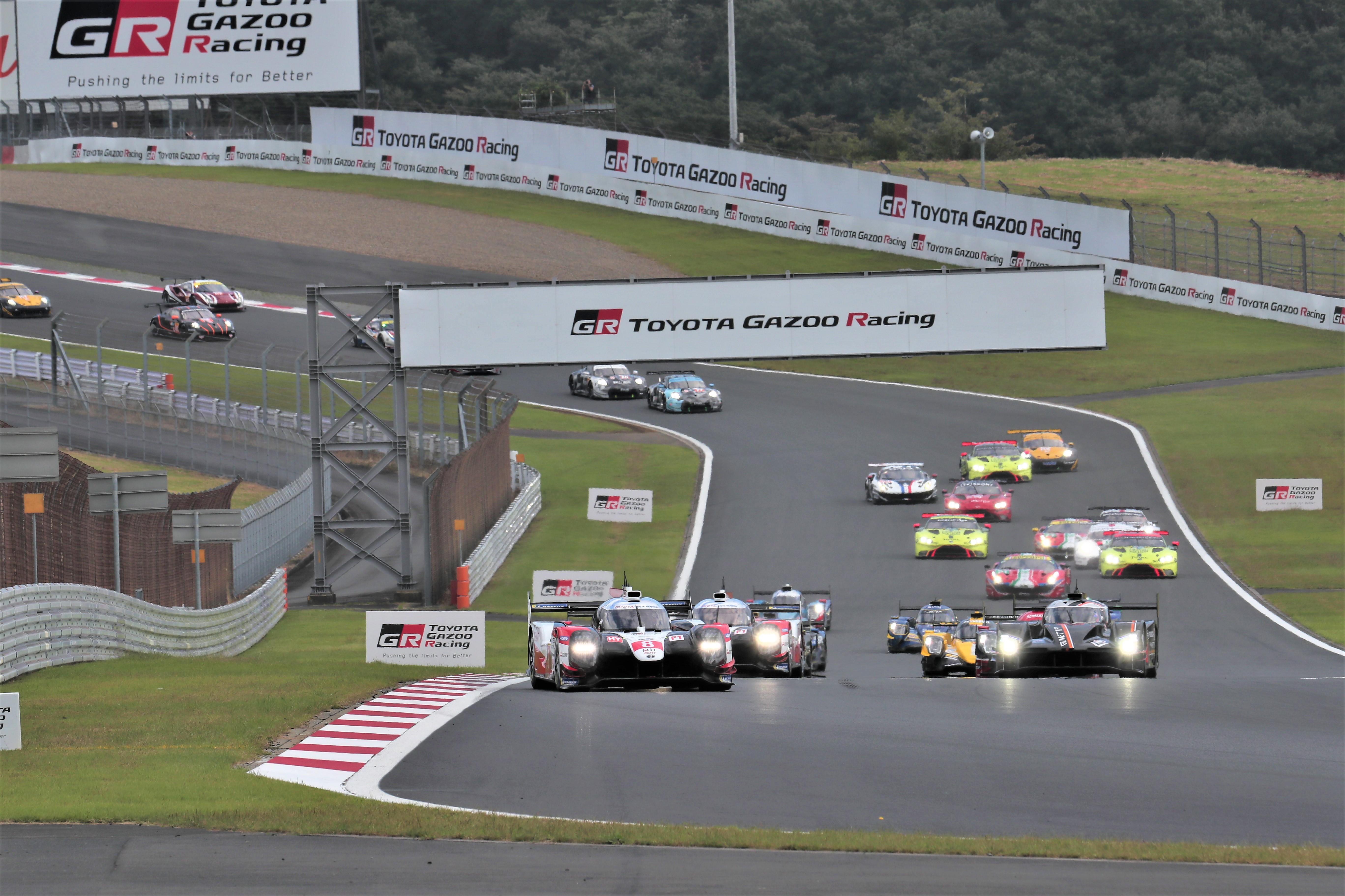 FIA世界耐久選手権