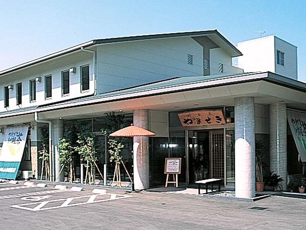 (株)山関園製茶に隣接した直販店!仕上げたれのお茶が楽しめます。