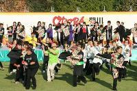 菊川市観光イベント「ODORATHE菊川」の会場にもなっています