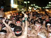秋には見付天神裸祭りが開催されます。