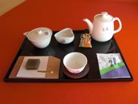 銘茶セット300円