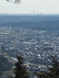 浜松方面の眺望が良く、良く晴れた日には浜松駅のアクトタワーや遠州灘まで見渡すことが出来ます。