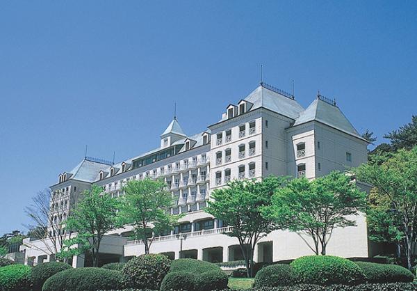浜岡コース&ホテル 外観