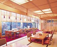 日本料理レストラン「天龍」