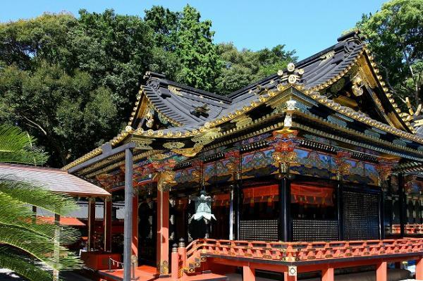 平成22年国宝指定 久能山東照宮社殿