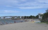 新居弁天海水浴場