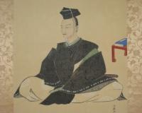 田沼意次像(牧之原市史料館所蔵)