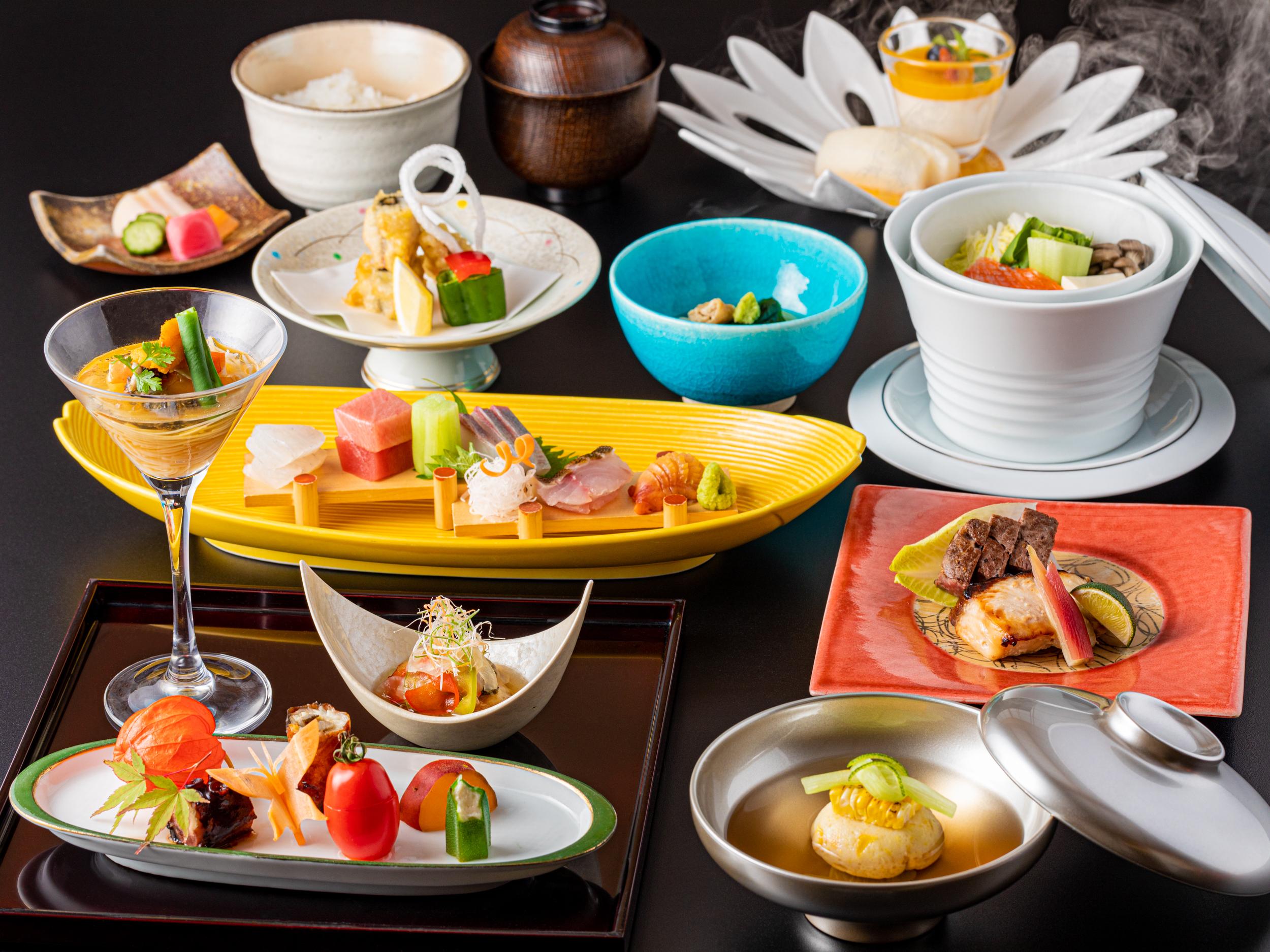 伊豆の和食創作料理