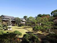日本庭園「隆泉苑」