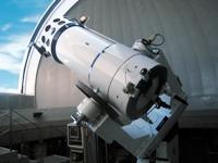 天文台には焼津出身の世界的天体望遠鏡製作者・法月惣次郎氏製作の口径80センチ天体望遠鏡が設置されている。