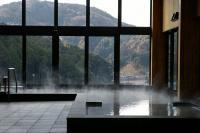 豊かな自然に囲まれた温泉は心と体をほぐしてくれます。
