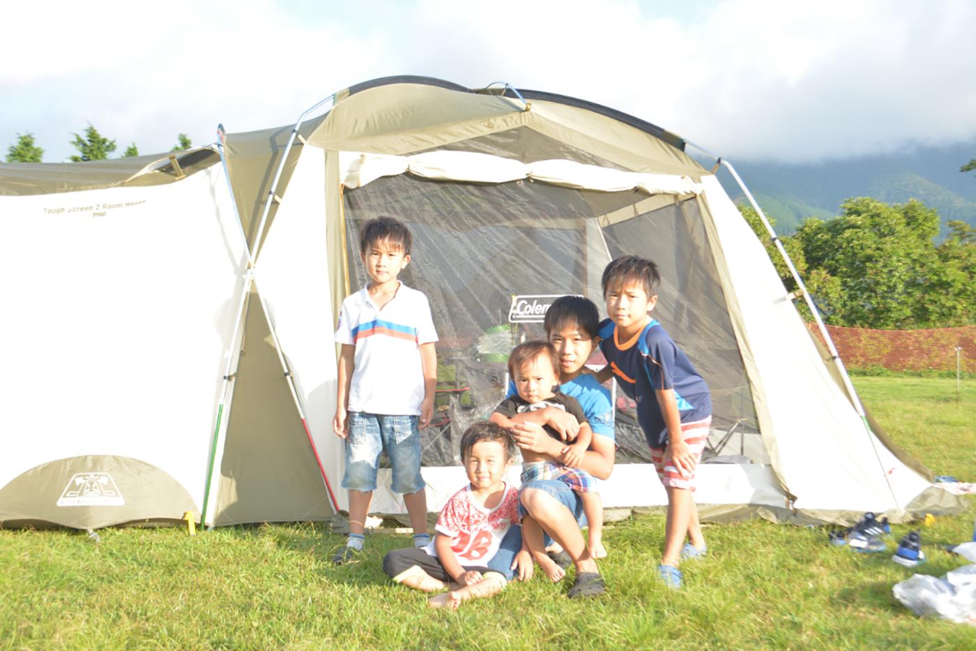 富士山こどもの国キャンプ場画像4