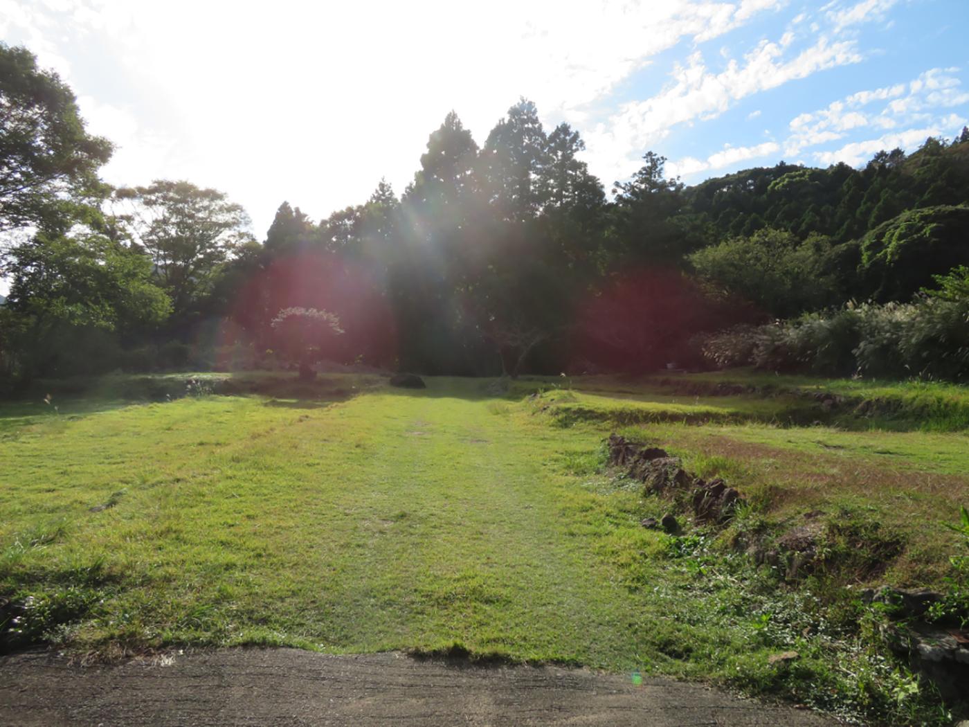 大池キャンプ場画像1