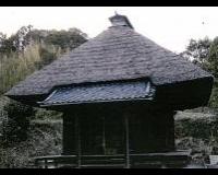 本堂薬師堂の全景
