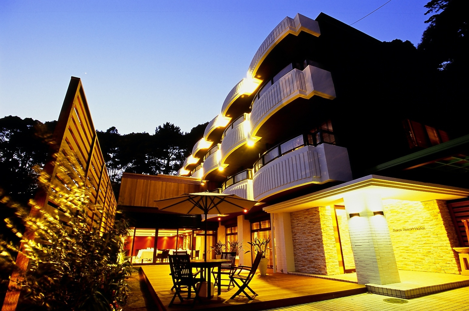 「美食」「温泉」「極上エステ」で別荘のような隠れ家ホテル