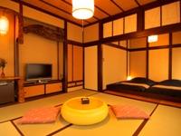 和モダン和室8畳+ベットタイプのお部屋です。